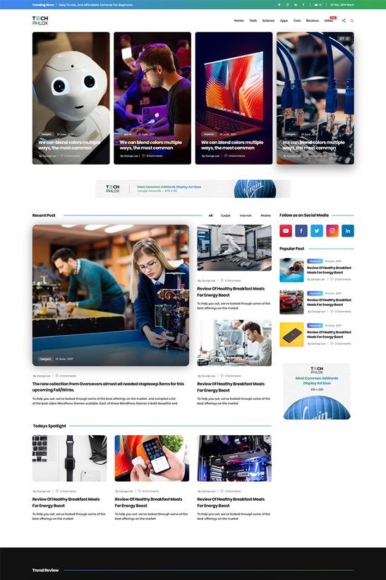 tech-magazine