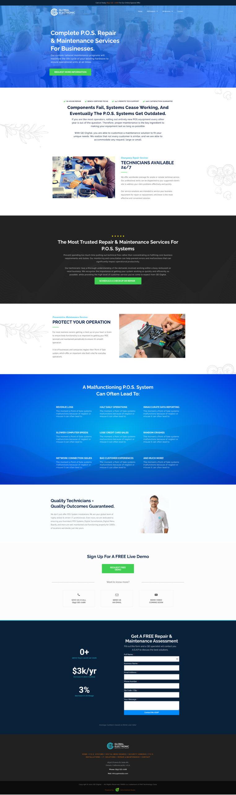 GEI-Digital-Repair-Website-Design-By-Astronomical-Studio